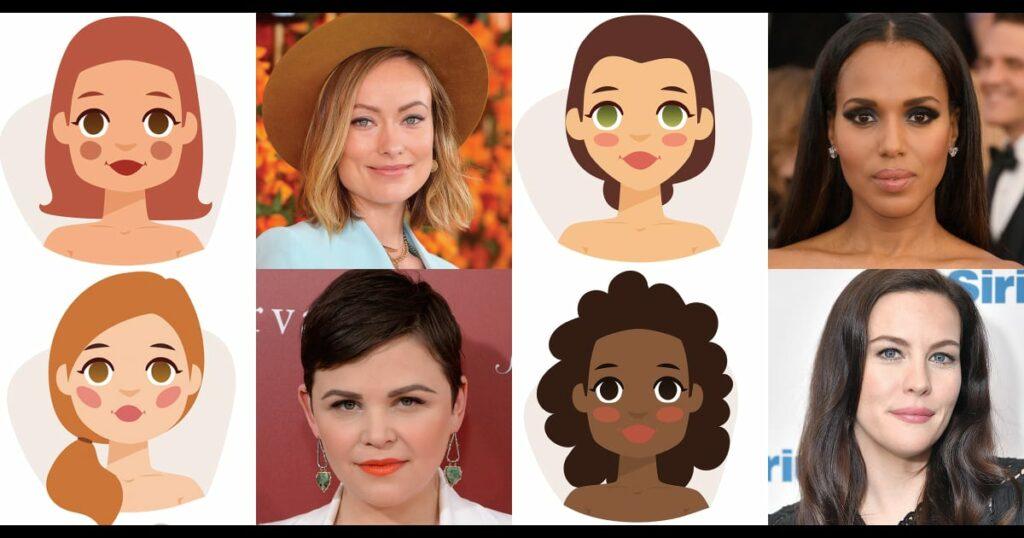 ¿Cuál es la forma de mi cara? Cómo determinar la forma de tu rostro de una vez por todas