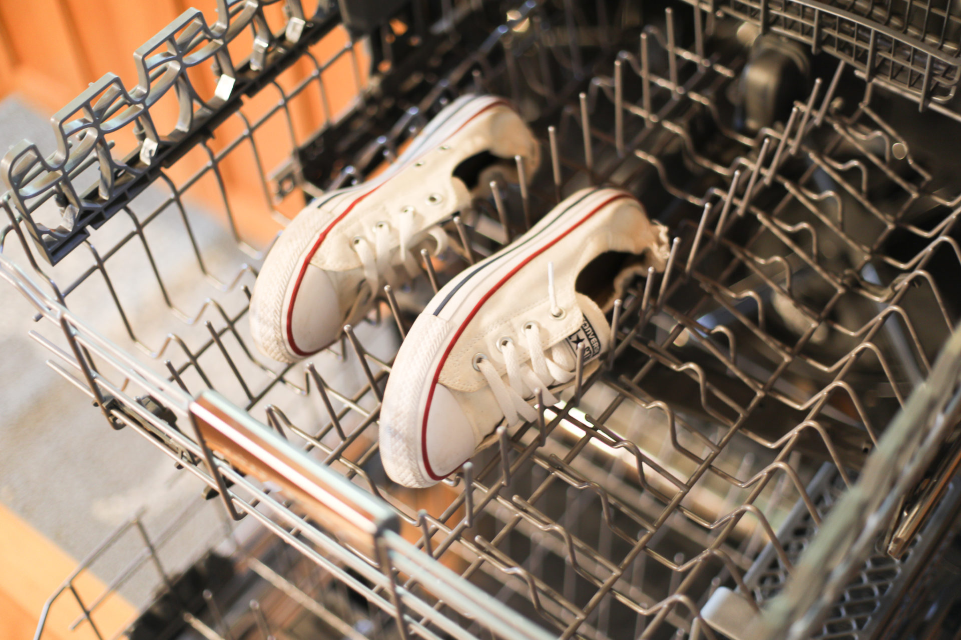 conversar en el lavavajillas